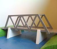 maquette pont 5e